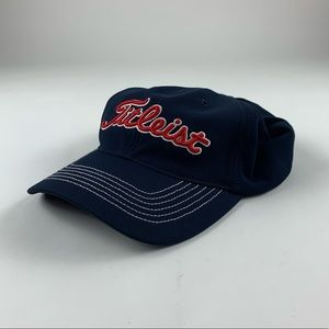 Arizona Wildcats NCAA Titleist Stretch Fitted Hat